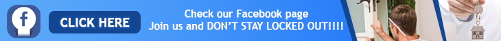 Join us on Facebook - Locksmith Pasadena